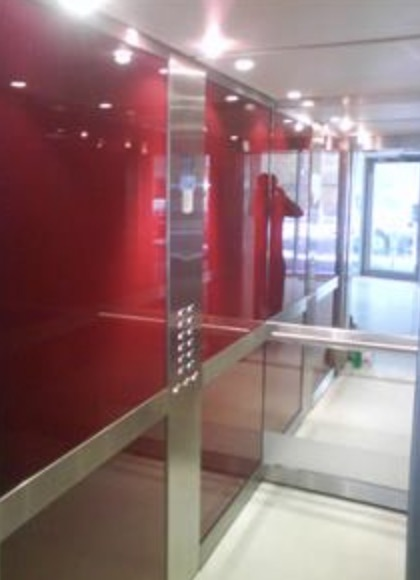 Elevator and Lift refurbishment from Marco Interiors